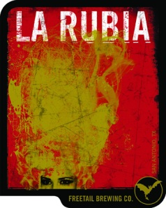 La Rubia, aaaah.