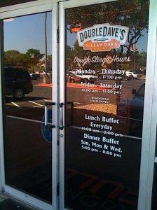 DoubleDave's Pizzaworks @ Metric in Austin