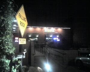 Great beer bar in Denver. The Falling Rock.