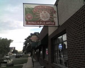 Breckenridge Brew and Que in Denver.