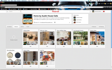 Home by Austin House Calls on Pinterest
